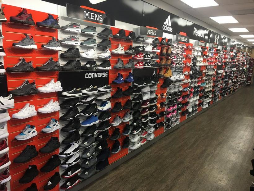 Sneakers Sporting Goods In Knoxville Tn