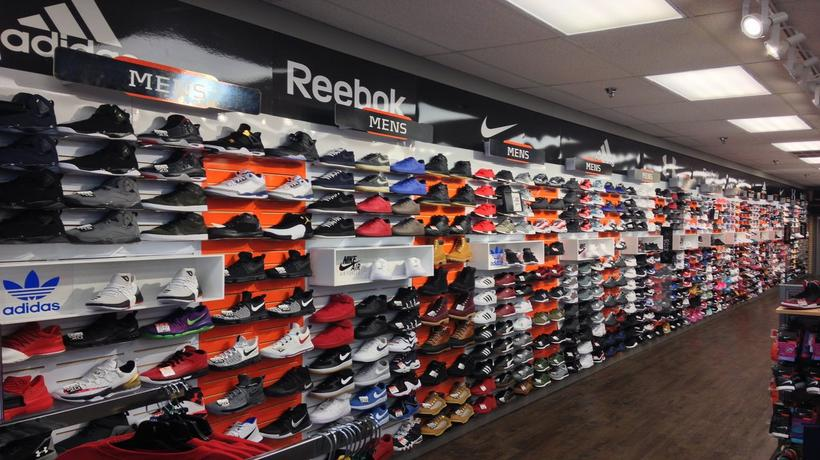 Sneakers & Sporting Goods in Reidsville, NC
