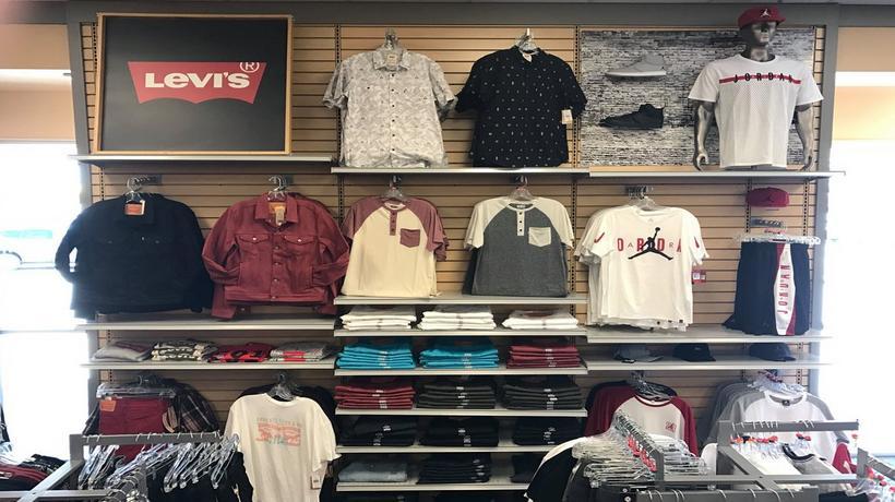 Sneakers & Sporting Goods in Columbia, TN