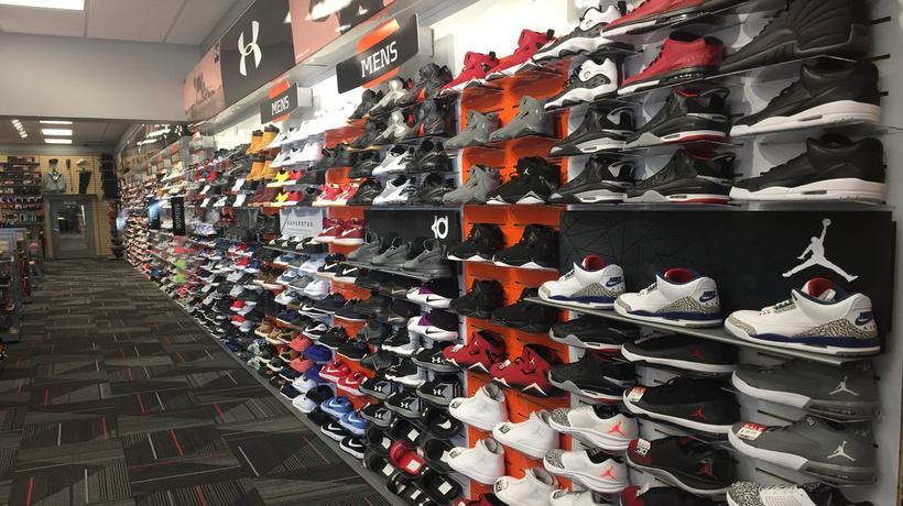 Sneakers Sporting Goods In San Antonio Tx