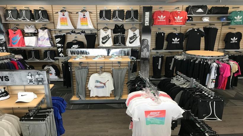 Sneakers & Sporting Goods in Slidell, LA