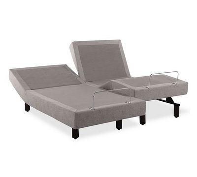 TEMPUR-Ergo Premier Adjustable Base in Grey