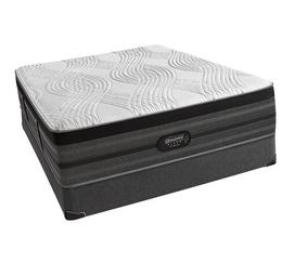 "Black Hybrid Clermont 15.5"" Plush Pillow Top Mattress"