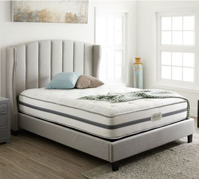 Simmons Beautyrest Recharge Ashaway 11 Inch Plush Mattress
