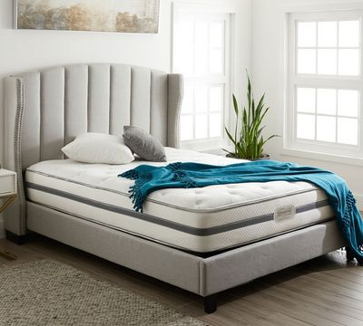 Simmons Beautyrest Recharge Vinings 13.5 Inch Plush Mattress
