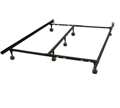 Hampton and Rhodes Hercules Universal Heavy Duty Metal Bed Frame
