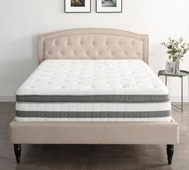 "Aruba 14"" Ultra Plush Pillow Top Mattress"