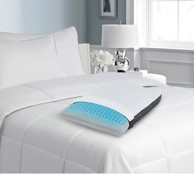 Black Ice Memory Foam Pillow