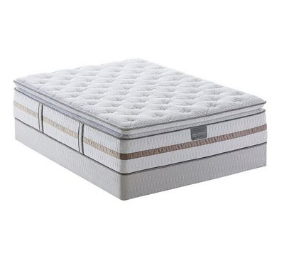 "iSeries Norhill 13.8"" Super Pillow Top Mattress"