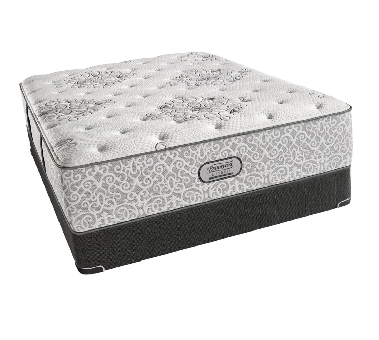 Legend Whitfield 15 Inch Plush Mattress
