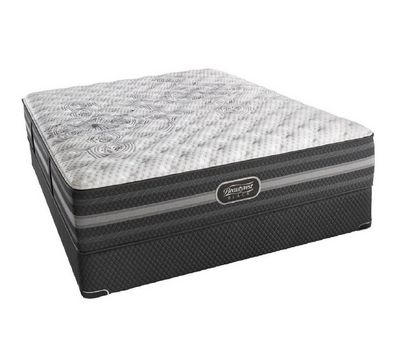 "Black Calista 12.5"" Extra Firm Mattress"