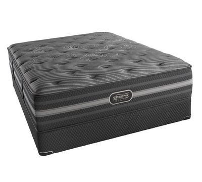 "Black Mariela 15"" Luxury Firm Mattress"