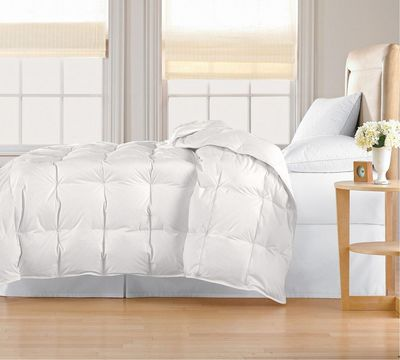 Supreme Down Comforter in White