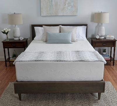 "14"" Deluxe Height Memory Foam Mattress"