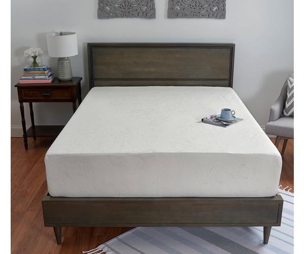 Deluxe 12 Plush Gel Memory Foam Mattress