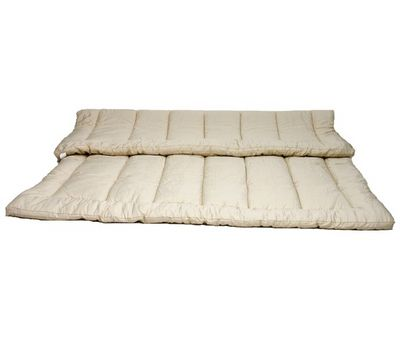 Triumph Collection Organic Merino Mattress Topper