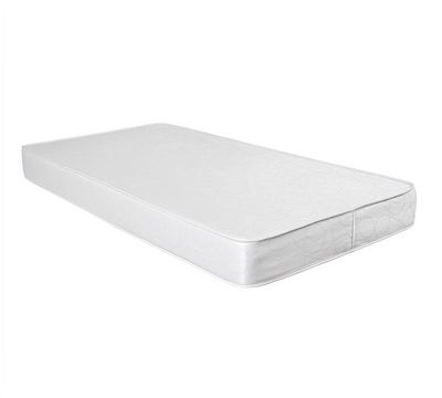 "Two-Sided 6"" Firm Memory Foam Mattress"