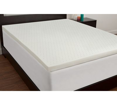 "2"" Ventilated Memory Foam Topper"
