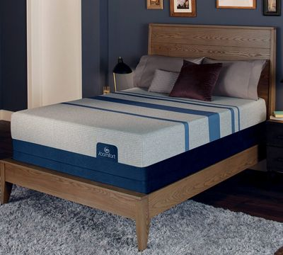 "iComfort Blue Max 1000 12.5"" Cushion Firm Mattress"