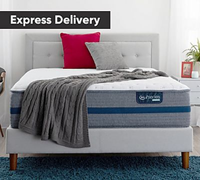 ISeries Hybrid 100 135 Firm Mattress