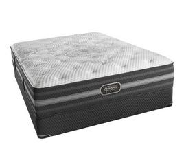 "Black Desiree 13.5"" Plush Mattress"