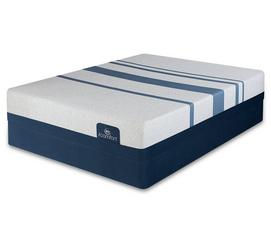 "iComfort Blue Touch 300 11.25"" Firm Memory Foam Mattress"
