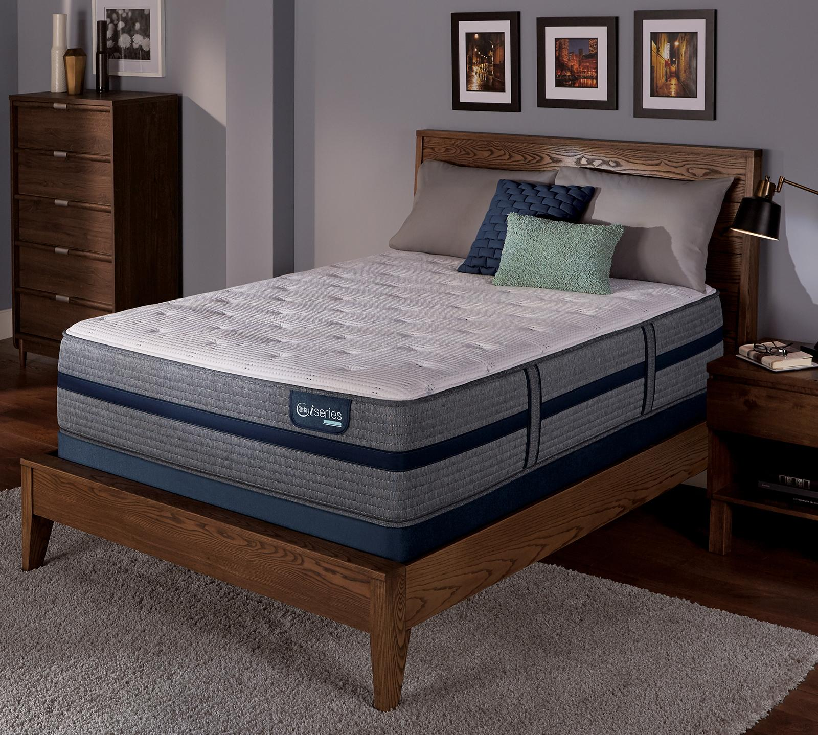 iSeries Hybrid 500 14 Inch Cushion Firm Mattress