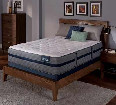 "iSeries Hybrid 500 14"" Cushion Firm Mattress"