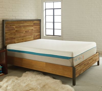 "LX510 12"" Firm Memory Foam Mattress"