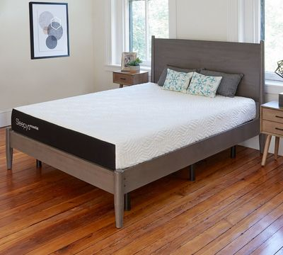 "Essential 8"" Medium Memory Foam Mattress"