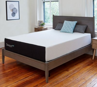 "Cool Plush 12"" Memory Foam Mattress"