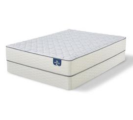 "Sertapedic Lorna 12"" Firm Innerspring Mattress"
