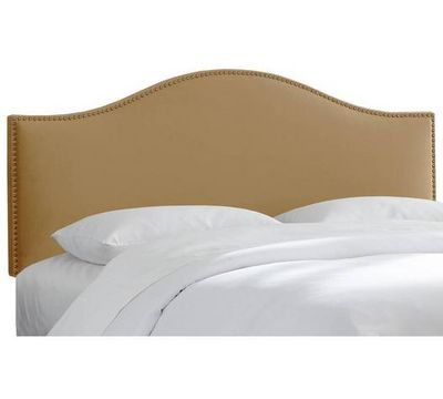 Stately Nail Button Premier Headboard