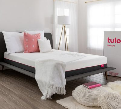 tulo 10 Inch Medium Mattress
