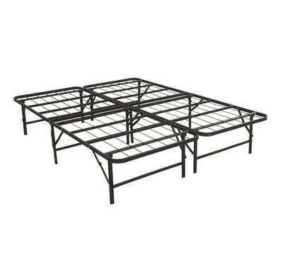 Mattress Firm Deluxe Raised Metal Platform Frame (Easy Assembly)