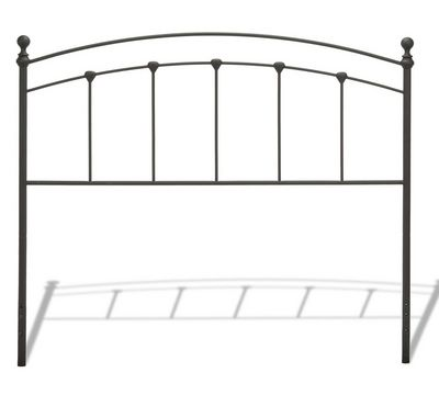 Sanford Metal Headboard