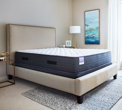 "Reserve 14"" Firm Encased Coil Mattress"