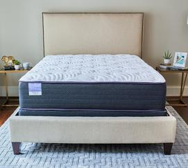 "Reserve 14"" Plush Encased Coil Mattress"
