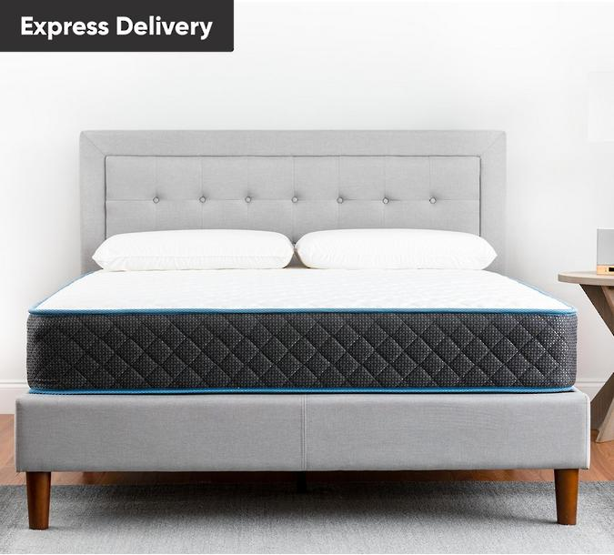 Sleepy's Rest 9.5 Inch Firm Innerspring Mattress