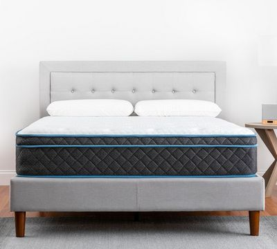 Sleepy's Relax 10.5 Inch Pillow Top Innerspring Mattress