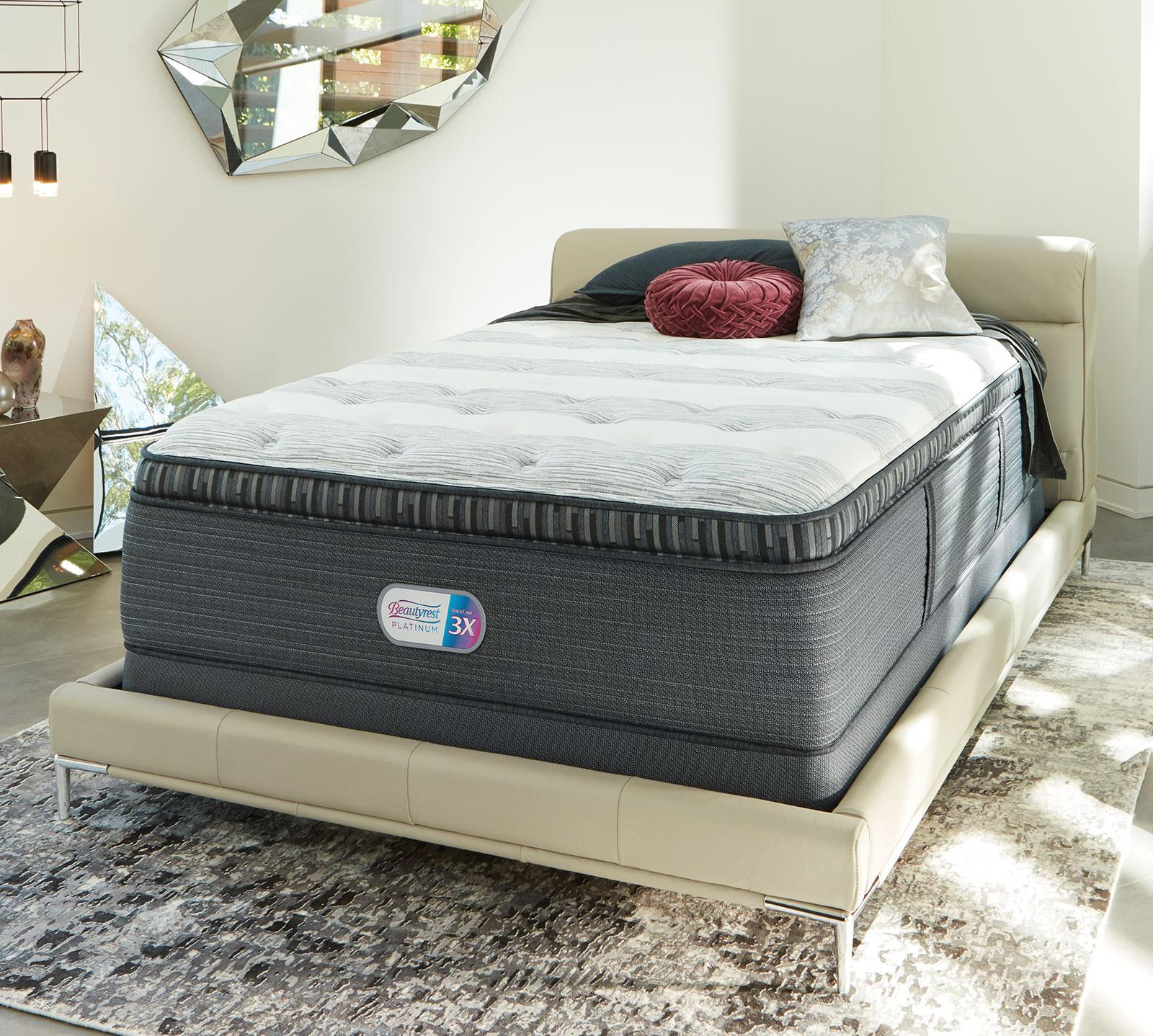 Platinum Garmon 16 Inch Pillow Top Mattress