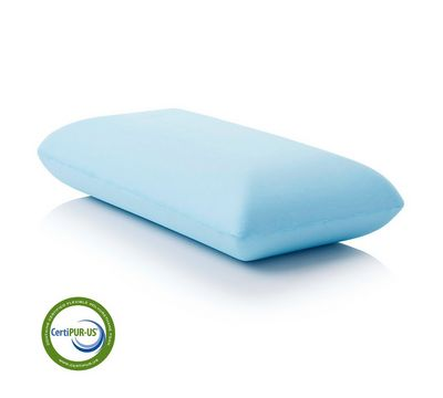 "Gel Dough 6"" Mid Loft Pillow"