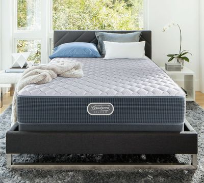 "Silver Offshore Mist 11.5"" Extra Firm Mattress"