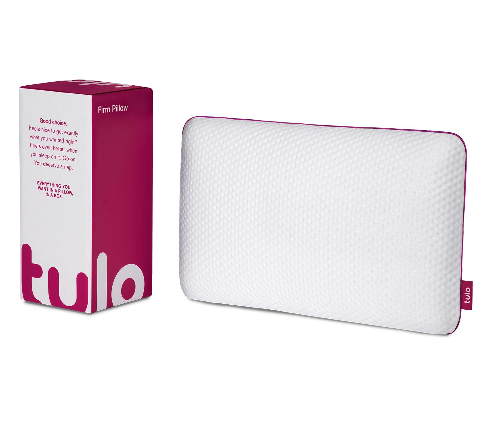 tulo | Cooling Memory Foam Pillow - Tulo firm, Standard