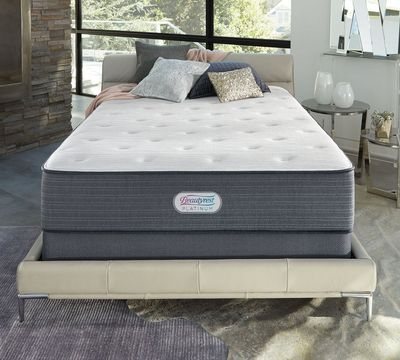 "Platinum Whittier 13"" Plush Mattress"