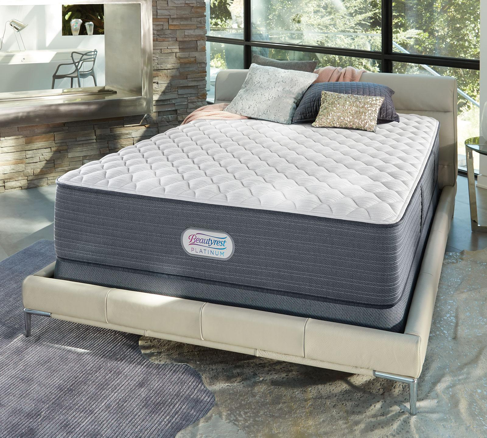 Platinum Mallory 12.5 Inch Firm Mattress
