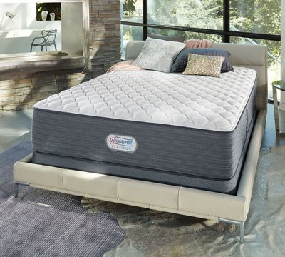 "Platinum Mallory 12.5"" Firm Mattress"