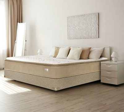 "Olivia 15"" Luxury Plush Pillow Top Mattress"