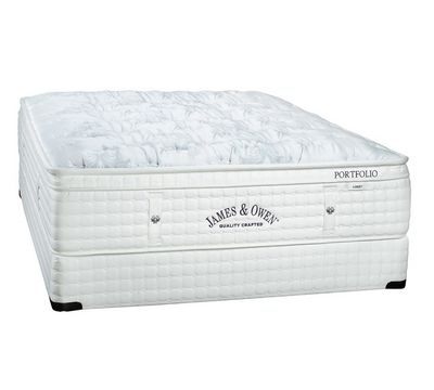 "Abbey 14"" Plush Euro Top Mattress"