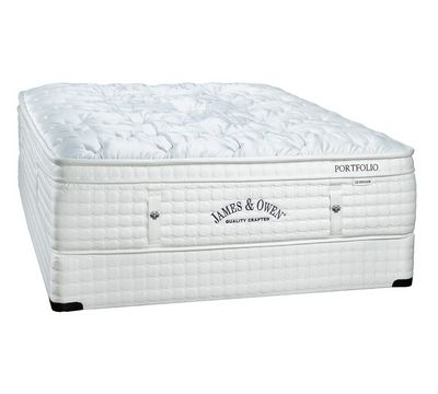 "Le Grande 15.5"" Firm Euro Top Mattress"